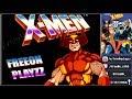 X-MEN (1992) - АРКАДНЫЕ АВТОМАТЫ #KONAMI | ПРОХОЖДЕНИЕ | Ретро-игры