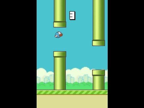 Самая сложная игра в мире!!! (Летающие птички)