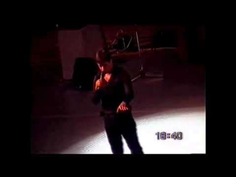 Витас. Репетиция. 2005 год.