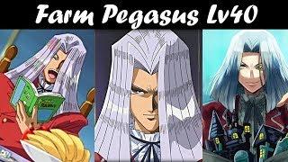 [Yu-Gi-Oh! Duel Links] Farm Pegasus LV40 | 8000 Points | Pegasus Event November 2017