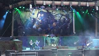 Iron Maiden - The Clansman Live @ Waldbuhne Berlin 13.6.2018