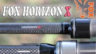карповое удилище Fox Horizon X. Честный обзор