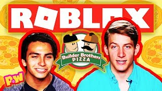 Lassen Sie uns PLAY ROBLOX Arbeiten an einem Pizza-Ort! Spaß Roblox Abenteuer & Gameplay! • pocket.watch