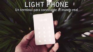 Light Phone: Un terminal pequeño con el que desconectar