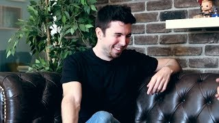 """FIVE QUESTIONS WITHOUT CENSORSHIP (Willyrex) """"Wigetta got out of hand"""""""