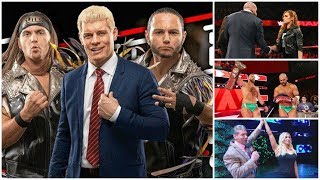 WWE RAW 2/11/19 REVIEW/RANT || Charlotte Replaces Becky Lynch || WHAT I WANT FROM AEW IN 2019