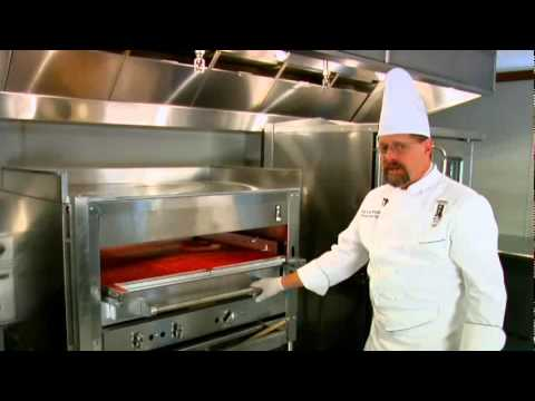 Montague Steakhouse Broiler Youtube