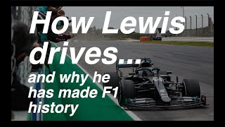 Why Lewis has won 92 F1 races - by Peter Windsor (1/2)