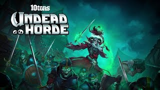 Undead Horde - 10tons - PC / Console / Mobile - iOS gameplay