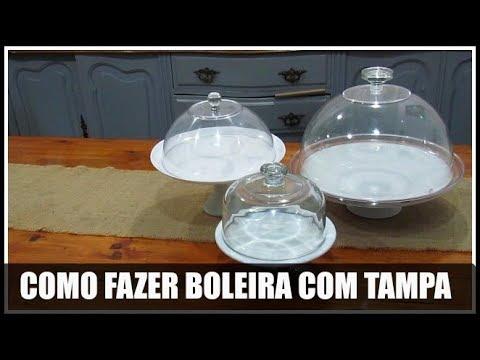 DIY PRATO DE BOLO COM TAMPA DICAS  LETICIA ARTES