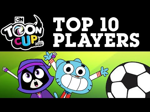 Toon Cup 2019 | Top 10 Players | Cartoon Network UK