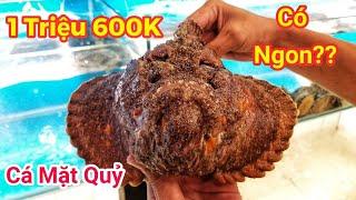 Lần đầu ăn Con Cá Mặt Quỷ 1 triệu 600k tại nhà hàng Hải Sản Vao Cấp Sài Gòn | Saigon Travel
