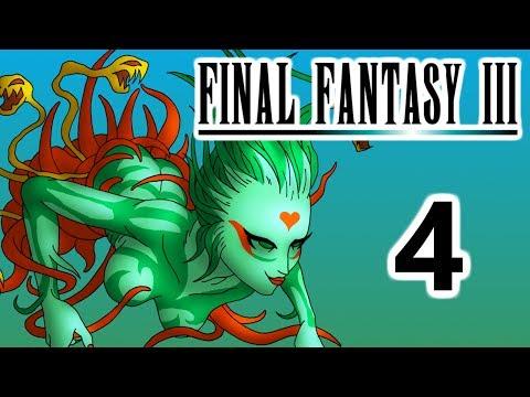 Final Fantasy III (Famicom) - Part 4 - Desch Dicks With Me
