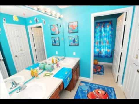 Children bathroom ideas