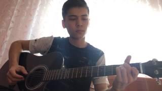 lx24-уголёк-на-гитаре