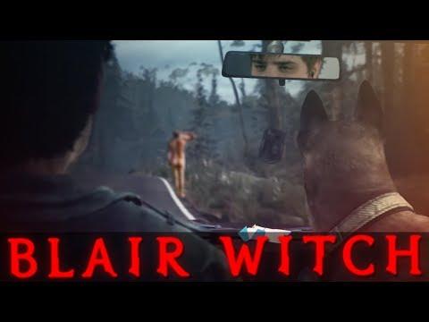 BLAIR WITCH 2019 ПОЛНОЕ ПРОХОЖДЕНИЕ | Ведьма из Блэр игра Конец/Финал | Все концовки