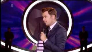 Celebrity Big Brother 2011 - Episode 1 Part 5 of 6 (Thursday 18th August 2011)