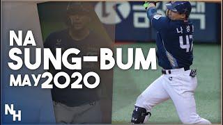 Na Sung-bum May 2020 Highlights