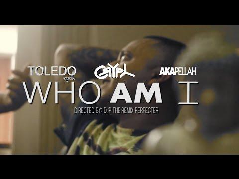 Crypy x Akapellah x Toledo - Who Am I (Video Oficial) 2017  #Yo