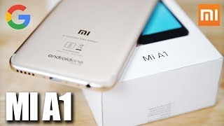 Xiaomi Mi A1 (Android One | Dual Camera) - Unboxing & Benchmarks!