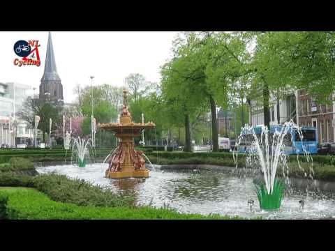 Cycling in Arnhem (Netherlands)