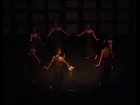 Paradise... a Woman? Bundo Kanduang,  dance performance by Boi G Sakti and Gerard Mosterd
