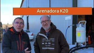 Arenadora automatica K20