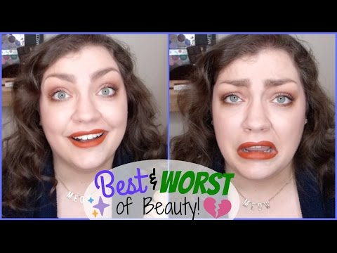 Best & Worst of Beauty: February '17