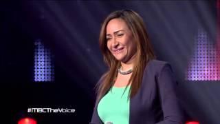 رأي لجنة تحكيم ذا فويس في أداء أميرة أبو زيد - اسأل- روحك- MBC THE VOICE