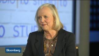 Whitman: HP Turnaround Is Hard But Gratifying