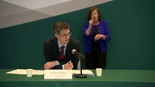 Dept of Health briefing on the Covid-19 pandemic
