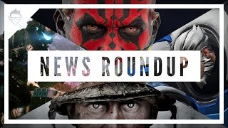 FPS Gaming News: Call Of Duty WW2 / Battlefront 2 / Battlefield 1 Spring Update