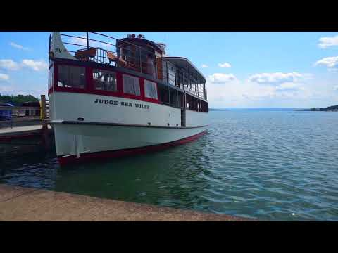 A short film of Skaneateles, NY