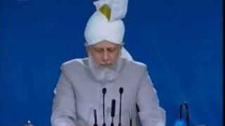 (Urdu) Jalsa Salana UK 2010, Concluding Address by Hadhrat Mirza Masroor Ahmad, Islam Ahmadiyya