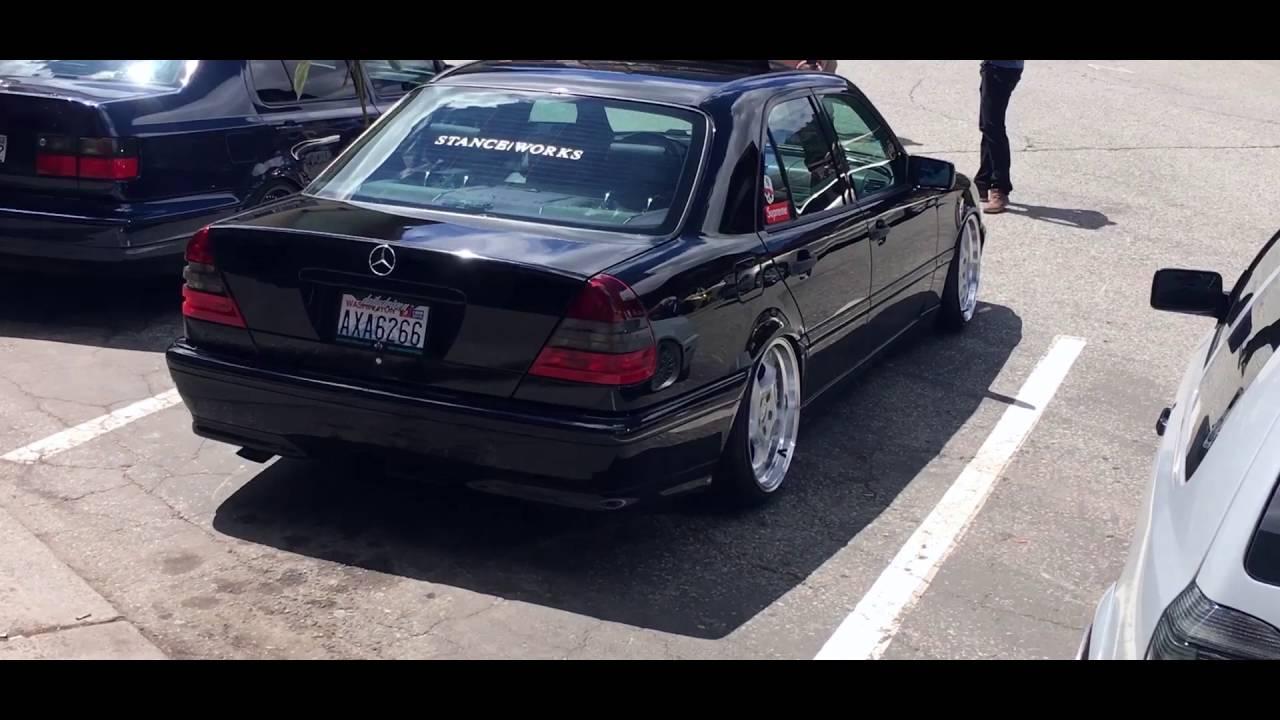 Euro Car Meet Leavenworth Washington Youtube