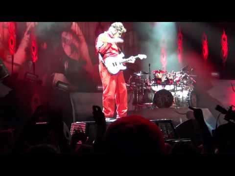 Mayhem Fest 2012- SLIPKNOT