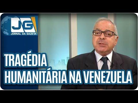 João Batista Natali/Tragédia humanitária na Venezuela