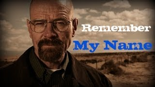 Breaking Bad Season 5 Promo Trailer || Remember My Name ||