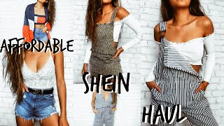 Affordable Shein Try-On Clothing Haul 2018 || Farina Aguinaldo