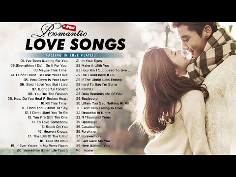 Most Old Beautiful Love Songs 70's 80's 90's 💗 Best Romantic Love Songs Of 80's and 90's Playlist