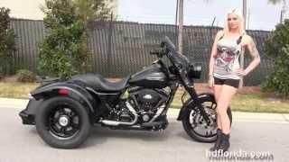 New 2015 Harley Davidson Freewheeler Trike for sale