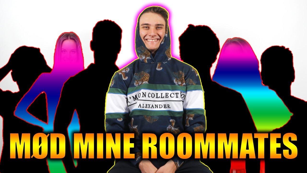 HVORFOR BOR JEG MED SÅ MANGE?! (Mød mine roomies!)