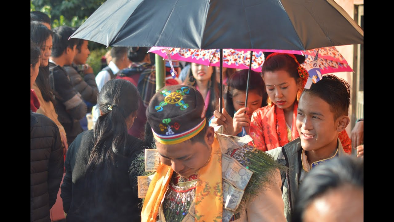 Download Tamang Culture wedding.