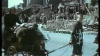 Berlin Sommer 1945 (unkommentiert & in Farbe) Zeitgeschichte live