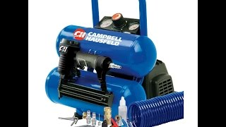 best air compressor campbell hausfeld fp209599av 2 gallon mini twin stack air compressor