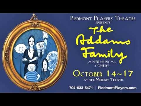 Closing Weekend for The Addams Family at the Meroney Theater