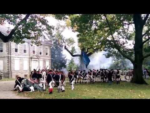 Battle of Germantown - 2014 reenactment