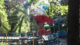 attraction at tbilisi zoo-ატრაქციონი თბილისის ზოოპარკში