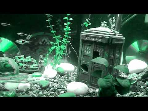 Doctor Who Fish Tank Hue Cycle Effect Youtube
