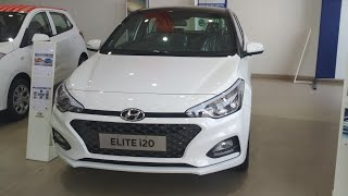 2018 Hyundai Elite i20 Facelift real life look walkaround interior exterior